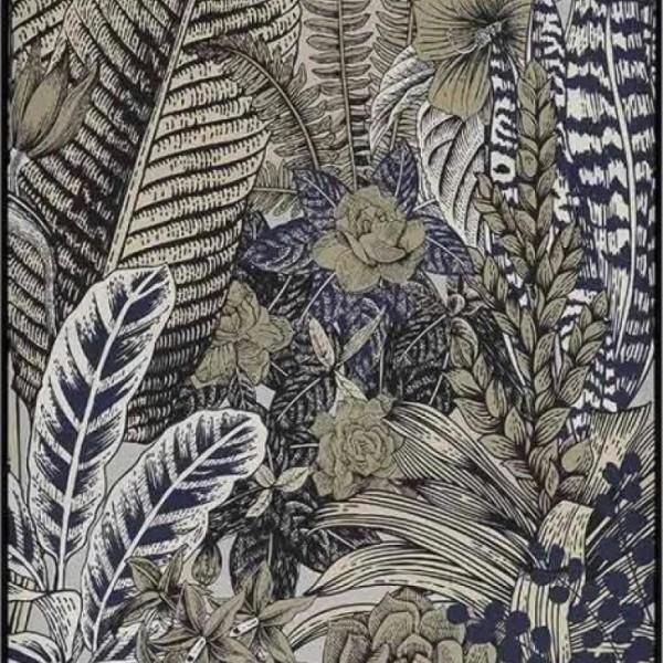 "INART Πίνακας σε καμβά με κορνίζα ""Βλάστηση"" 80x120εκ ΚΩΔΙΚΟΣ: 3-90-704-0031"