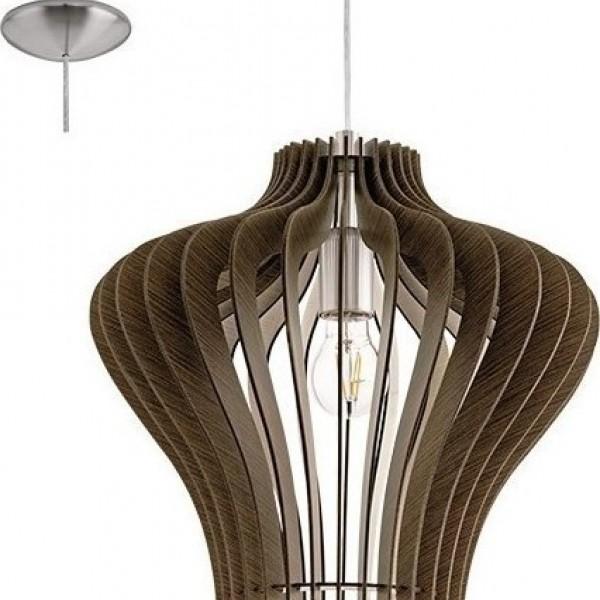 Φωτιστικό Οροφής Cossano 2 95259 Brown Eglo
