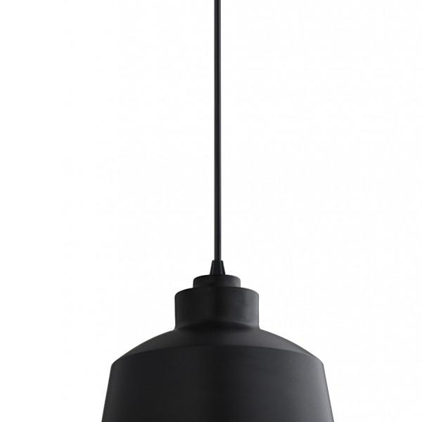 Φωτιστικό Οροφής Ares SP1 Black 00576 SOLLO