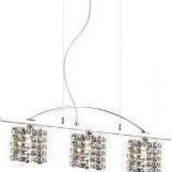 Φωτιστικό Οροφής 3φωτο Ideal Lux Spirit 068381