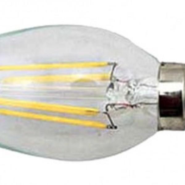 LED Filament E14 4watt C35 inlight 7.14.04.16.1