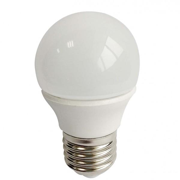 LED E27 G45 5watt Θερμό INLIGHT 7.27.05.12.1