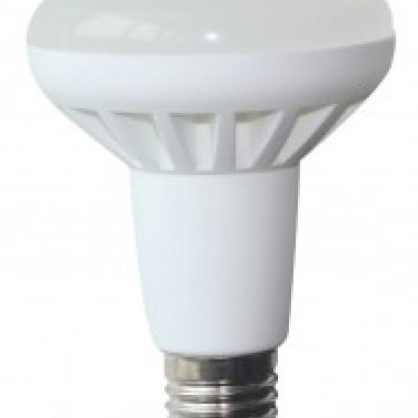 LED E27 R63 8watt - Ψυχρό INLIGHT 7.27.08.08.3