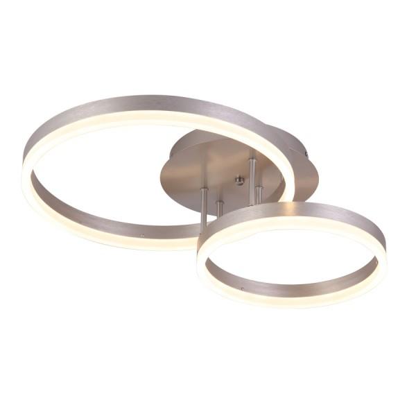 ΠΟΛΥΦΩΤΟ-ΟΡΟΦΗΣ ΦΩΤΙΣΤΙΚΟ LED-ΚΩΔ. C88059/2-SLV