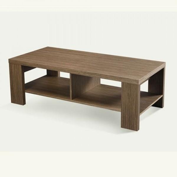Τραπέζι σαλονιού ξύλινο Υ45x65x135cm DL-4 NAVA