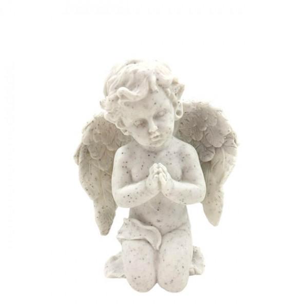 MARHOME ΠΟΛΥΕΣΤΕΡΙΚΟ ΜΝΗΜΕΙΟY ΑΓΓΕΛΟΣ-ΠΡΟΣΕΥΧΗ - 13x12x22cm 12/ΚΙΒ
