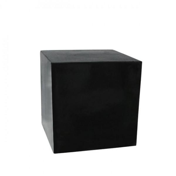 FIBERGLASS ΒΑΣΗ/ΚΟΛΩΝΑ ΤΕΤΡΑΓΩΝΟ ΜΑΥΡΟ 30x30cm 1/ΚΙΒ