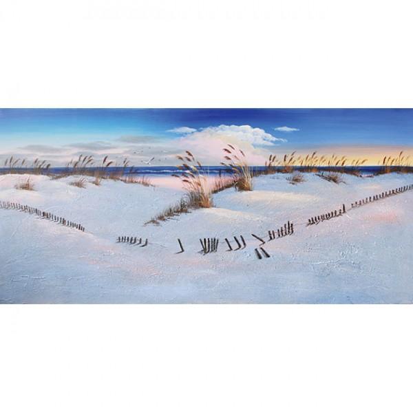 MARHOME ΠΙΝΑΚΑΣ ΚΑΜΒΑΣ ΑΚΤΗ-ΓΛΑΡΟΙ 80x170x2,5cm. 6/ΚΙΒ