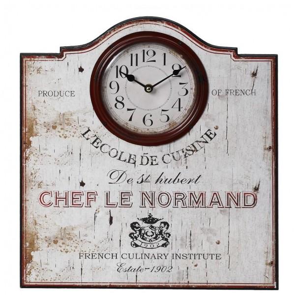 Espiel ΡΟΛΟΪ ΤΟΙΧΟΥ MDF CHEF LE NORMAD ΛΕΥΚΟ  43ΕΚ.