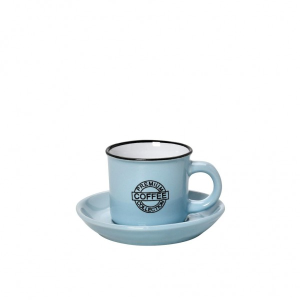 Espiel COFFEE ΦΛΙΤΖ.&ΠΙΑΤ. ESPRESSO  ΓΑΛΑΖ. 90ML11x6.3EK