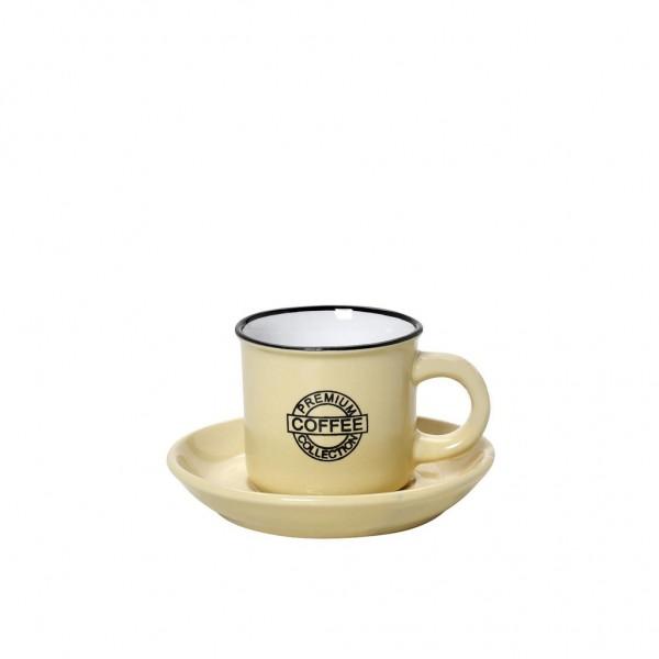 Espiel COFFEE ΦΛΙΤΖ.&ΠΙΑΤ. ESPRESSO  ΚΙΤΡ. 90ML11x6.3EK