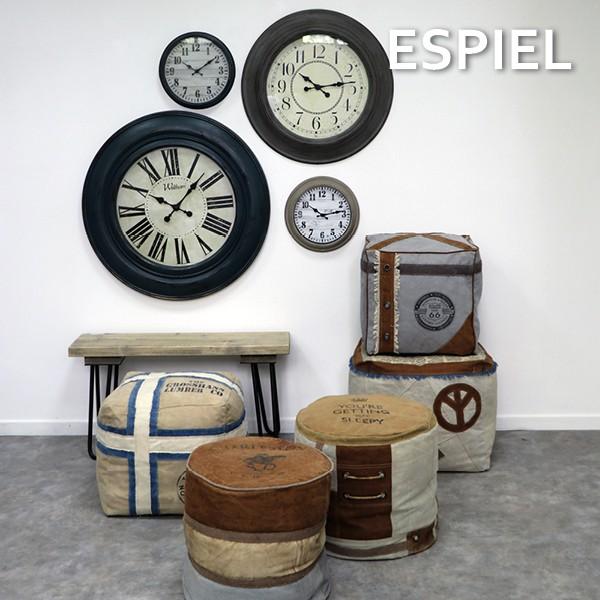 Espiel ΠΟΥΦ ΣΤΡΟΓΓ. ΚΑΦΕ 40Χ40Χ40ΕΚ.