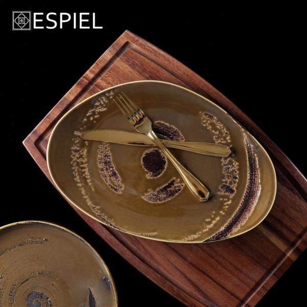 Espiel ΜΑΧ/ΝΑ ΣΕΤ30 EMPIRE ΧΡΥΣΟ 18/0 3.00-2.50mm