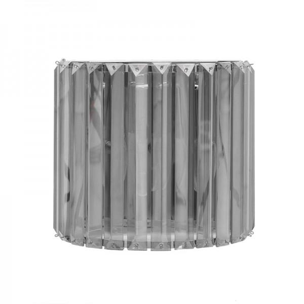 INART Απλίκα 22X14X20 εκ Silver, Transparent ΚΩΔΙΚΟΣ: 3-10-917-0056