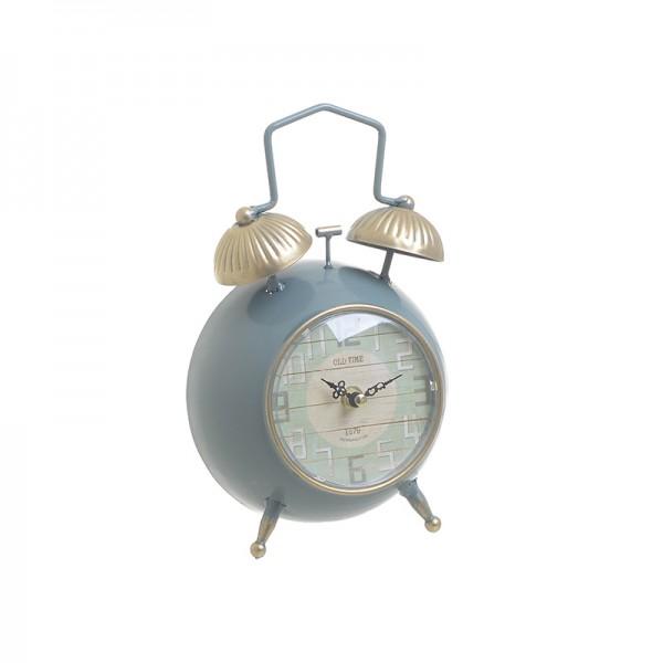 INART Επιτραπέζιο Ρολόι 16X8X25 εκ  ΚΩΔΙΚΟΣ: 3-20-977-0283