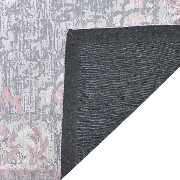 INART Χαλί 120X180 120X180 εκ Grey, Pink-Purple ΚΩΔΙΚΟΣ: 3-35-419-0097