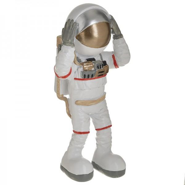 INART Αστροναύτης 11.5X10X23 εκ White-Ivory ΚΩΔΙΚΟΣ: 3-70-151-0204