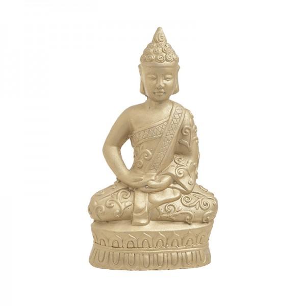 INART Βούδας 20X9X35 εκ Golden ΚΩΔΙΚΟΣ: 3-70-456-0125