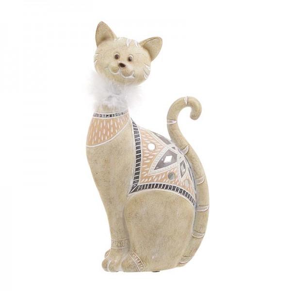 INART Διακοσμητική Γάτα 13X7X27 εκ Mint ΚΩΔΙΚΟΣ: 3-70-547-0712