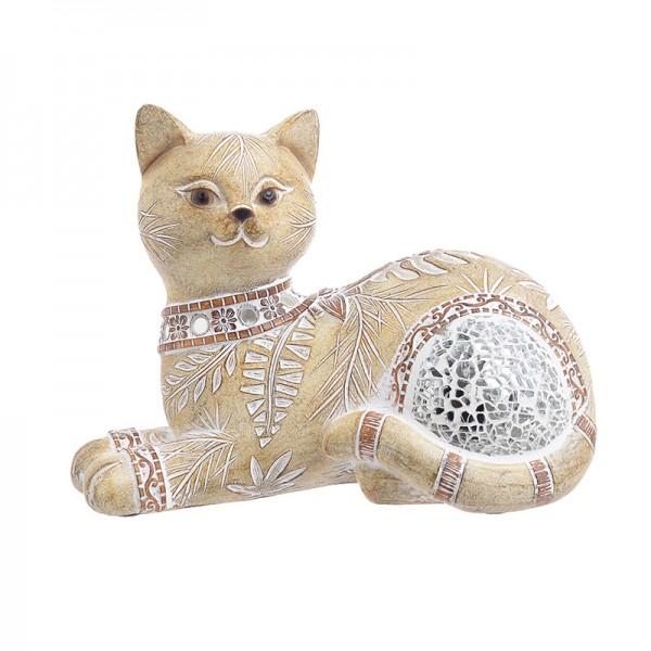 INART Διακοσμητική Γάτα 19X10X14 εκ Natural-Beige ΚΩΔΙΚΟΣ: 3-70-547-0754
