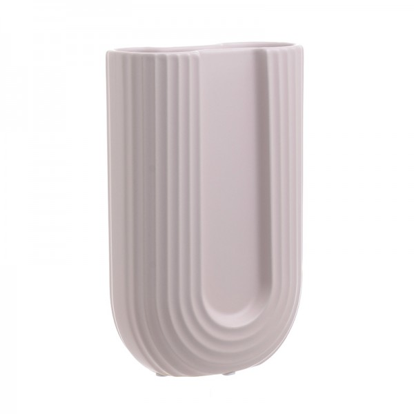 INART Βάζο 16X8X24 εκ Pink-Purple ΚΩΔΙΚΟΣ: 3-70-573-0008