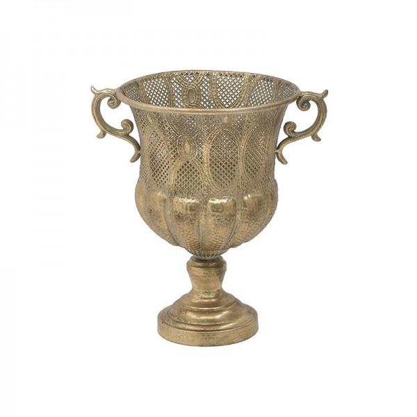 INART Αμφορέας 32X24X36 εκ Golden ΚΩΔΙΚΟΣ: 3-70-609-0055