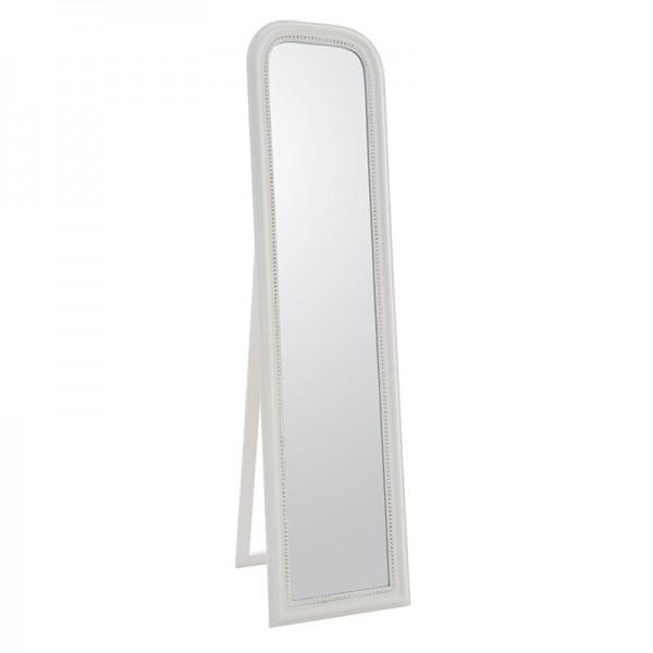 INART Καθρέπτης Επιδαπέδιος 40X10X160 εκ White-Ivory ΚΩΔΙΚΟΣ: 3-95-261-0121