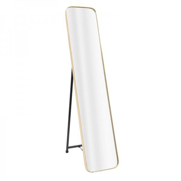 INART Επιδαπέδιος Καθρέπτης 30.5X5X151 εκ Golden ΚΩΔΙΚΟΣ: 3-95-297-0015